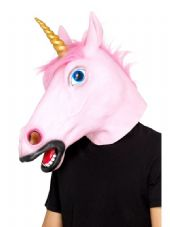 Unicorn Full Over Head Mask